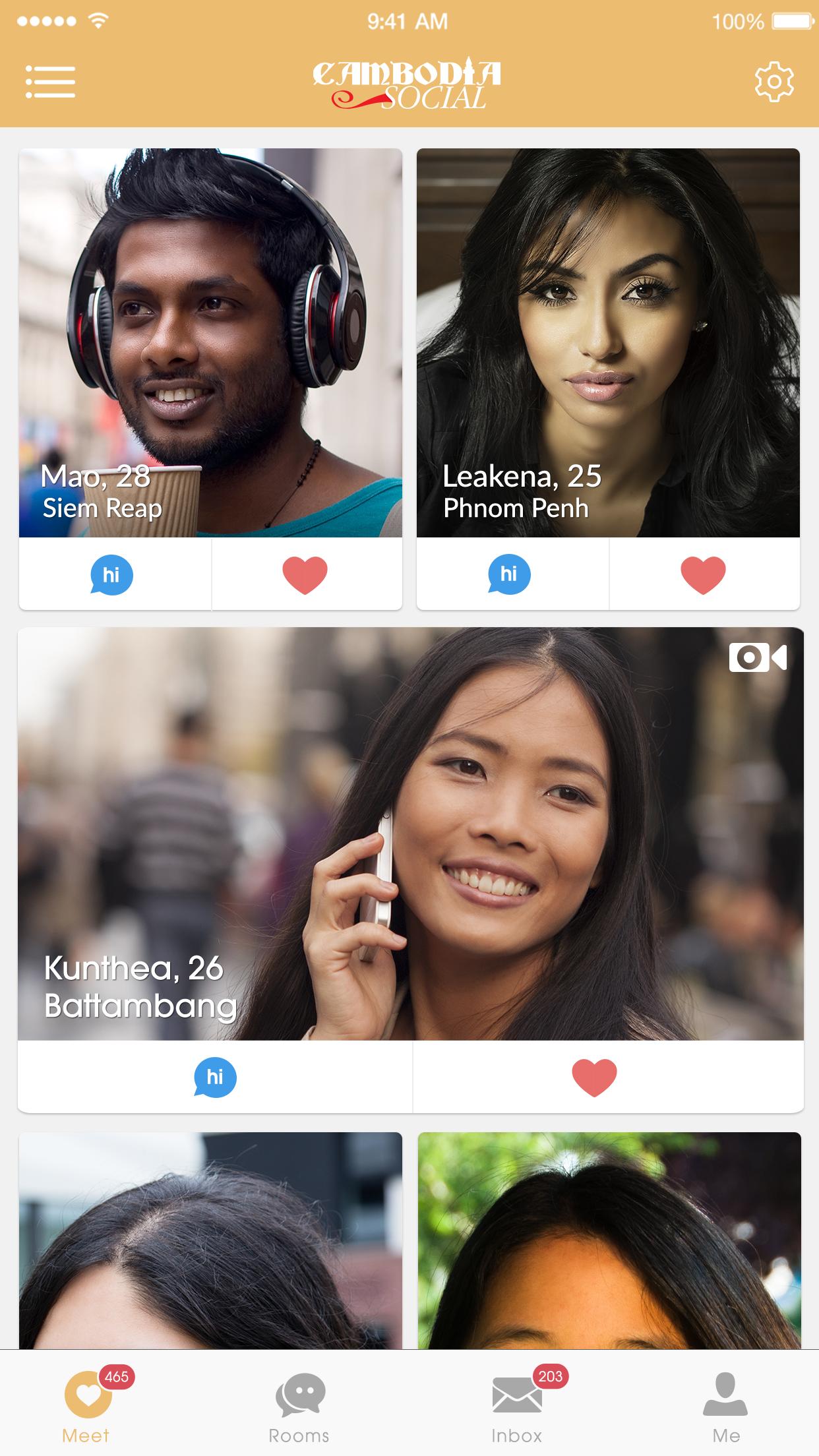 cambodian singles