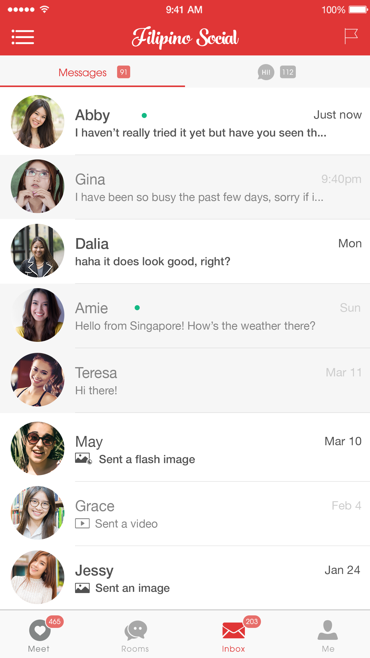 Pinoy chat website